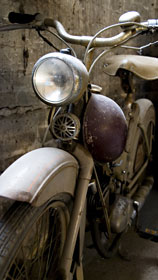 oldtimer-moped